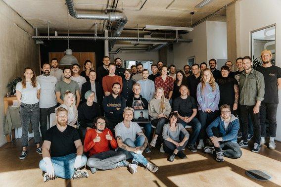 Arbeitsumfeld für Entwickler, Designer und agile Projektmanager